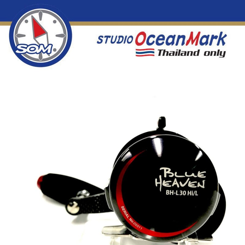 Studio Ocean Mark Blue Heaven*LTD L30Hi-R/Bk Left*19