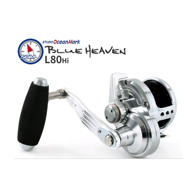 Studio Ocean Mark Blue Heaven L80Hi-R-LB AE100*19