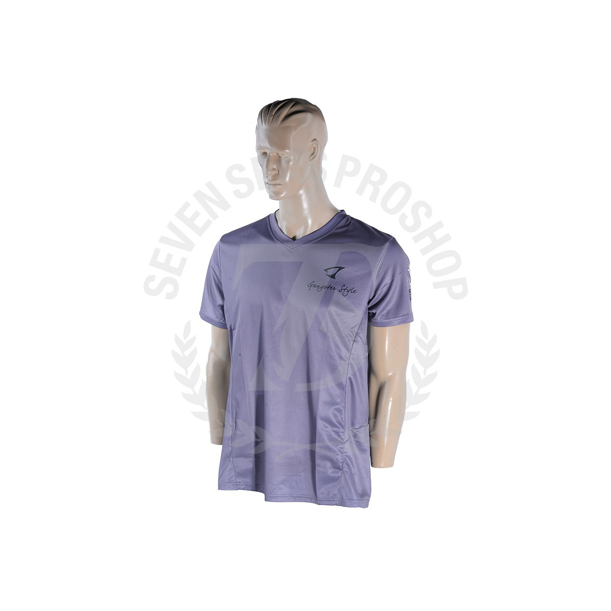 JIGGING MASTER GANGSTER STYLE QUICK DRY SHORT SLEEVE T-shirt