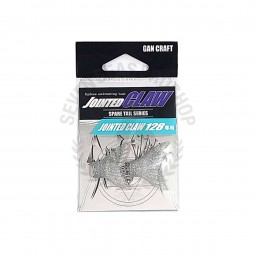 Gan Craft Jointed Claw 125 Spare Tail #06