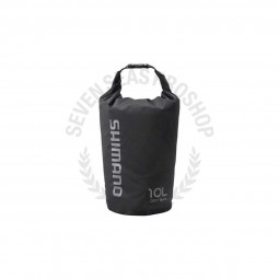 Shimano Dry Roll-Up Pouch BP-024U #Black (Size-L 10L)