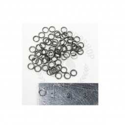7Seas Split Ring #3mm-100 pcs
