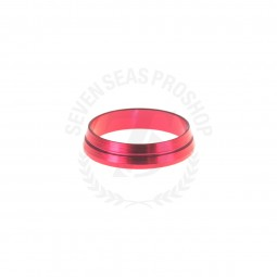 7Sesa Trim Ring 16 Type-2 #Red