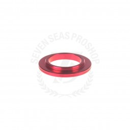 7Seas Trim Ring Spinning Seat 16 Type-1 #Red