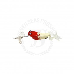 Tsunami Lures Vickitan Buzz #02-Wave Head Red