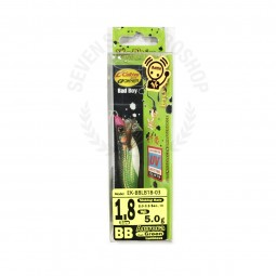 Pro-Hunter EGI Bad boy Aurora 1.8 Green*มีเสียง