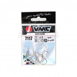 VMC Slow Jigging Hook 7117-TI #1