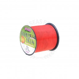 Asso Hard Skin x12 8lb 0.24mm. #Red