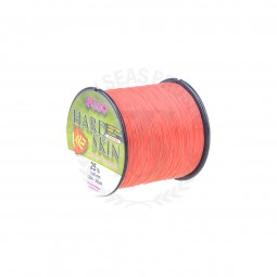 Asso Hard Skin x12 25lb 0.45mm. #Red