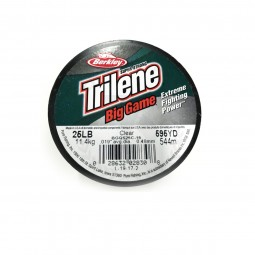 Berkley Trilene Biggame 25lb-595yd Clear