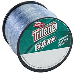 Berkley Trilene Biggame 25lb steel blue