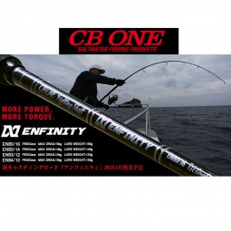 CB ONE ENFINITY 84/10*Spinning Rod