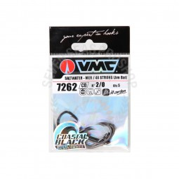 VMC 4X Strong Live Bait 7262-CB #2/0