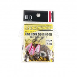 DUO TETRA WORKS SNIP Hook #2/0-3.5g*PHA0013