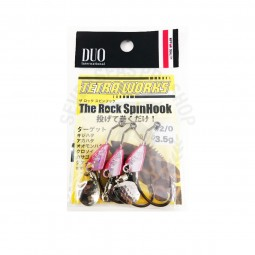 DUO TETRA WORKS SNIP Hook #2/0-3.5g*PHA0004