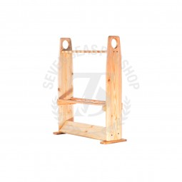 7Seas Wood Rod Rack #20 Rod Rack