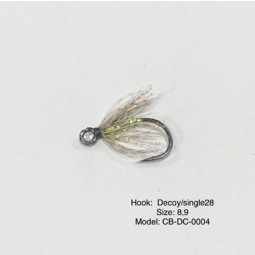 CHERRY BOMB CBDC0004 Fly hook #Size-8