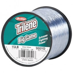 Berkley Trilene Biggame 15lb steel blue