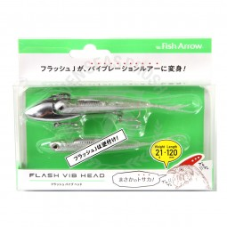 Fish Arrow Flash VIB Head 21g #01