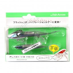Fish Arrow Flash VIB Head 21g #04