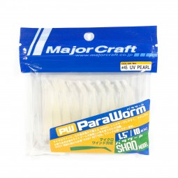 "Major Craft ParaWorm 1.5"" Shad Model #45"