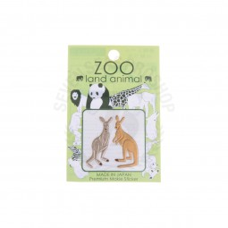 Sticker Zoo Land Animal #3636