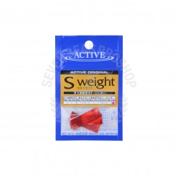 Active Sweight #2.0g*Red