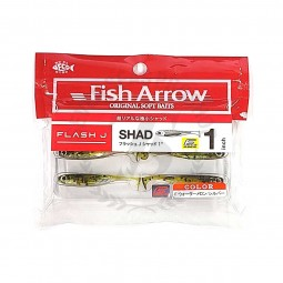 "Fish Arrow Flash-J Shad 1"" #F02"