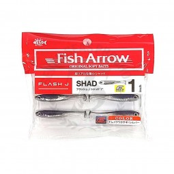 "Fish Arrow Flash-J Shad 1"" #F25"