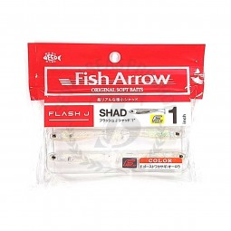 "Fish Arrow Flash-J Shad 1"" #F29"