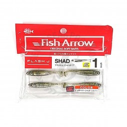 "Fish Arrow Flash-J Shad 1"" #F39"