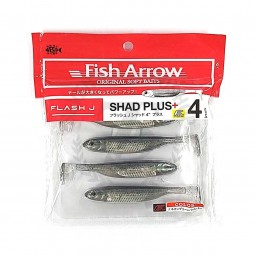 "Fish Arrow Flash-J Shad Plus+ 4"" #F03"