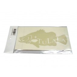 Tulala Cutting Sticker Akame #Ivory