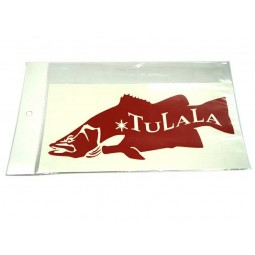 Tulala Cutting Sticker Hirasuki #Royal Red