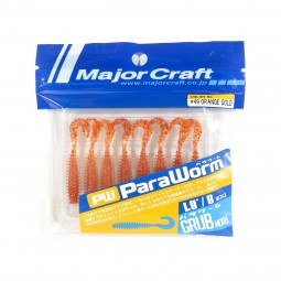 "Major Craft ParaWorm 1.8"" Grub Model #49"