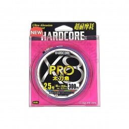 Duel Hardcore® X8 Pro 300m #H3942-PE2.5 (Multi Color)