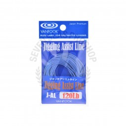 Vanfook Jigging Assist Line J-AL #120lb