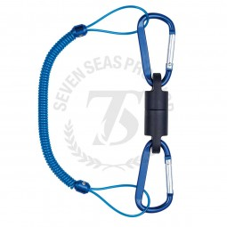 Dai-Ichi Carabiner Holder MG5000 #Blue