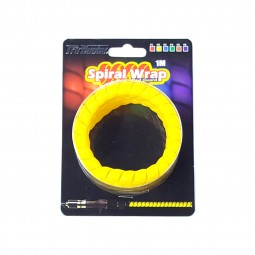 Pro Hunter Spiral Wrap Rod Guard #Yellow-02