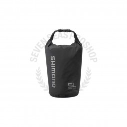 Shimano Dry Roll-Up Pouch BP-024U #Black (Size-M 5L)