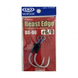 Vanfook Beast Edge BG-86 #6/0