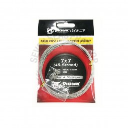 Pioneer 7x7 N/UNCOATED WIRE #15lb