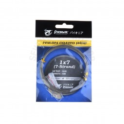 Pioneer 1x7(7-Strand) N/COATED WIRE *W #15lb-W *0303