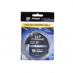 Pioneer 1x7(7-Strand) N/COATED WIRE *W #60lb-W