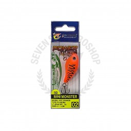 Pioneer Power Lure Mini Monster SD40 #02