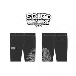 Squid Wanabe SQW KINUNO SHORTS*กางเกงสั้น 2XL