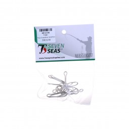 VMC  Double Hook *10Pcs #7925MT 2/0
