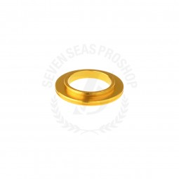 7Seas Trim Ring Spinning Seat 16 Type-1 #Gold