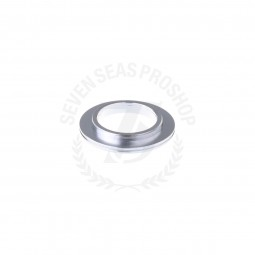 7Seas Trim Ring Spinning Seat 16 Type-1 #Silver