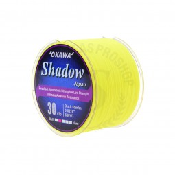 Okawa Shadow 1/4 #30lb 680yd *Yellow